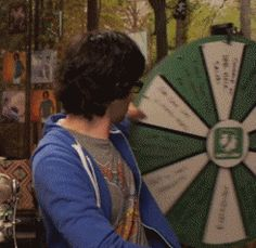 One of my favorite gifs. It's from today's GMM