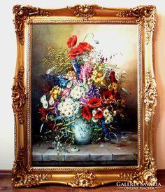 B. Pál Margit gyönyörű festménye