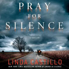 Pray for Silence by Linda Castillo - Audiobook narrated by Kathleen McInerney