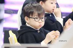 Triplet Babies, Superman Kids, Korean Tv Shows, I Miss You Guys, Man Se, Song Daehan, Song Triplets, My Bebe, Bulletproof Boy Scouts