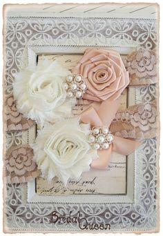 Lace Wedding Garter Set  Bridal Garter Set Lace by BridalQueen