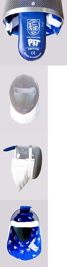 Fencing 47322: Fie Electric Sabre Mask Pbt 1600 1000 N - Size 2 -> BUY IT NOW ONLY: $130 on eBay!