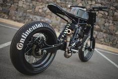 Cobra Lucky Custom - RocketGarage - Cafe Racer Magazine