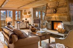 The Vacation Report: Chic Ski Retreats | MATCHESFASHION.COM