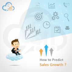 For any investor, investing is a business and business runs only on predictable profits and loss.  However, it is a recurring question for any entrepreneur – how to predict / forecast sales growth?  The answer is not so simple; but calculative. Sales CRM software enable organization to capture all required information and offer requisite report to output sales forecast correctly  Visit - http://www.salesbabu.com/in/crm/sales-crm-software-india/