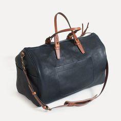 Hobo Travel bag - Navy Blue. Bleu de chauffe 51fa439193748