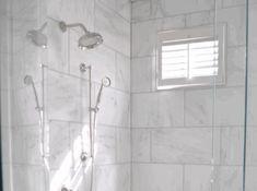 """Carrara (Carrera) Venato Marble Honed 8x16"""" Floor and Wall Tile"""