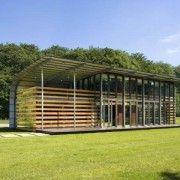 Modern Contemporary Beukenburg House Design by Van Leeuwen Windows