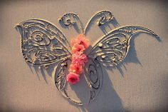 The Bereaved Mother Butterfly by CarlyMarie