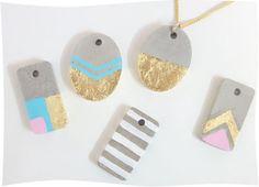 Atelier bijoux en béton