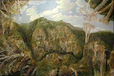 William Robinson painting