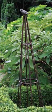 "Bird Trellis - 50""H 