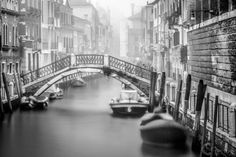 Foggy Day, Venice by Mimo Meidany on 500px