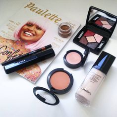 Selection of makeup and beauty products | Dior, marc jacobs, Chanel, Mac | Makeup - casalorena.com