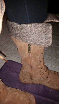 Ugg Moccasin boots. Super comfortable