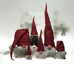 the little tomte is part of my heritage there have always been tomte hiding about the relatives houses at christmas time - Christmas Gnome