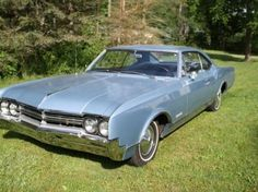 1966 Oldsmobile Dynamic 88, 425 4bbl/TH400 auto