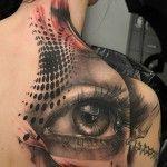Eye Back Tattoo | Best tattoo ideas & designs