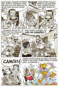 BDBD - Blogue De Banda Desenhada: Camões