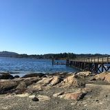 Located in Belcarra Regional Park, Admiralty Point is a short hike that offers spectacular views of Deep Cove, Mount Seymour, and Burnaby Mountain. British Columbia, Trail, Hiking, Canada, Bike, Park, Beach, Water, Outdoor