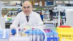 José Tabernero, coautor del estudio, en uno de los laboratorios del VHIO