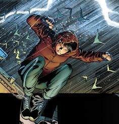 Nightwing #0 - Young Dick Grayson
