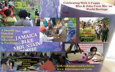 Heritage Culture LiTTscapes research Caribbean Kris Rampersad UNESCO Trinidad Diversity