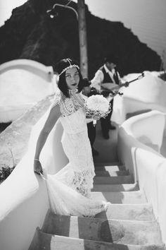 Sarah & Adam / Wedding Style Inspiration / LANE