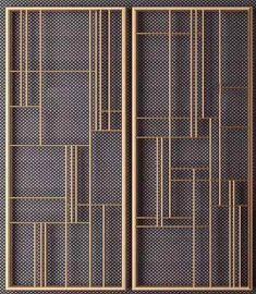 Screen Design, Window Grill Design Modern, Grill Door Design, Gate Design, Window Design, Steel Grill Design, Divider Design, Living Room Partition Design, Room Partition Designs