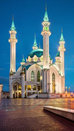 russian culture travel Qolsharif Mosque in Kazan, Russia Mekka Islam, Mosque Architecture, Sacred Architecture, Visit Russia, Russian Culture, Beautiful Mosques, Islamic Wallpaper, Amazing Buildings, Beautiful Places To Visit