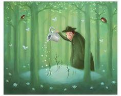 Winter Garden by *pesare