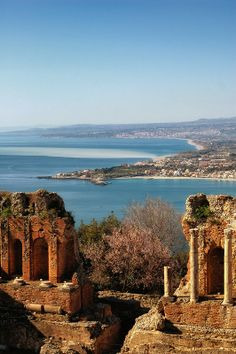 Sicily. Our tips for 25 places to visit in Italy: http://www.europealacarte.co.uk/blog/2012/01/12/what-to-do-in-italy/