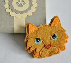 Ginger Cat bross