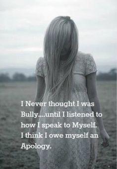 Bully myself