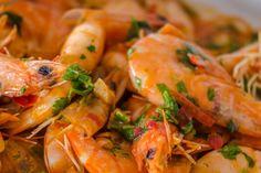 Bramborový salát savokádem - Spicy Crumbs Shrimp, Spicy, Meat, Food, Essen, Meals, Yemek, Eten