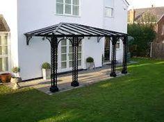 glass canopy veranda ile ilgili görsel sonucu