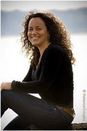 """Laura van Dernoot Lipsky. Author of """"Trauma Stewardship,"""" regular JHF guest presenter, friend, rock star..."""