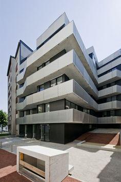 Architect: HOLODECK architects Location: Turnergasse 24, 1150 Vienna, Austria Project Team: Arch. Marlies Breuss, Arch. Michael Ogertschnig, DI Carolin