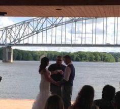 Crossing that Bridge; Barb and Daric, June 2016 June 4th, How To Memorize Things, Bridge, Entertaining, Weddings, My Favorite Things, Wedding, Marriage, Mariage