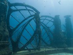 Memorial Reef Neptune, y su idea era crear un espacio submarino que sirviera como cementerio además de su uso turístico.