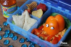 """Want to create yummy lunches that your kids will love? We have 5 real tips for making back-to-school Bento Box lunches, inspired by """"Finding Dory."""""""