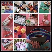 lots of Busy Bag ideas here -- make some now and use with big kids when baby is born