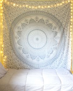Silver Dreams Tapestry