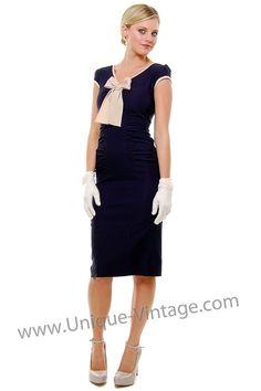 Vintage fashion style 40's