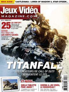 Jeux Vidéo Magazine N 157 - Février 2014