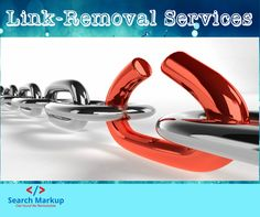Link-Removal Services What services do you use to find and remove bad links? #searchmarkup #LinkRemoval