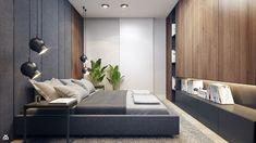 Apartament w Katowicach - zdjęcie od BEFORECONCEPT - Sypialnia - Styl Nowoczesny - BEFORECONCEPT