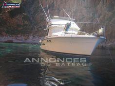 Vente TROJAN 32 FISHING 1979 occasion - Port St Louis du Rhône - Bouches-du-Rhone - France - Vedettes habitables 8 - 10 m