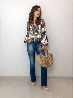 Swans Style is the top online fashion store for women. Shop sexy club dresses, jeans, shoes, bodysuits, skirts and more. Dressy Outfits, Stylish Outfits, Cute Outfits, Boho Fashion, Fashion Looks, Womens Fashion, Autumn Fashion Women Fall Outfits, Casual Chic, Casual Looks