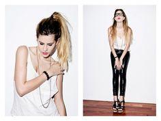 Black White Style